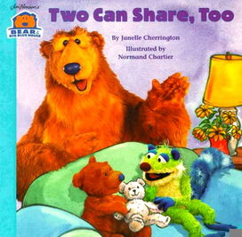 Book.Two Can Share, Too