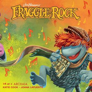 FraggleRock 004 B Subscription