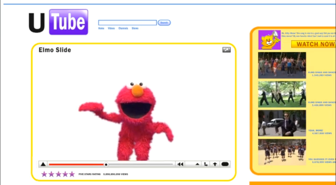 The Elmo Slide