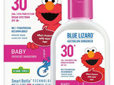 Sesame Street sunscreen