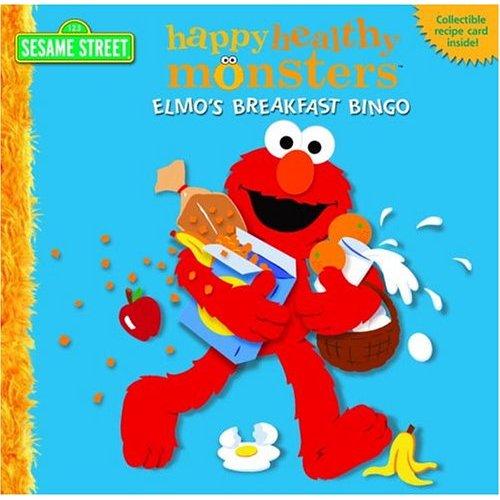 Elmo's Breakfast Bingo