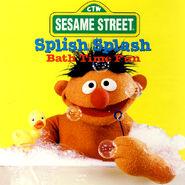 Splish Splash- Bath Time Fun (CD)