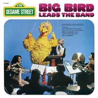Big Bird Leads the Band