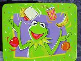 Muppet lunchboxes (Schylling)