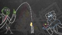 MuppetsNow-S01E03-AnimatedSamAsIsaacNewton