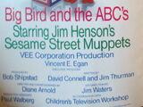 Big Bird and the ABCs