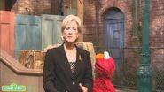 Sesame Street Secretary Sebilius and Elmo Flu PSA Fall 2010