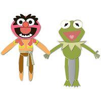 Disney-Pook-a-Looz-Series-Animal-and-Kermit-Pins