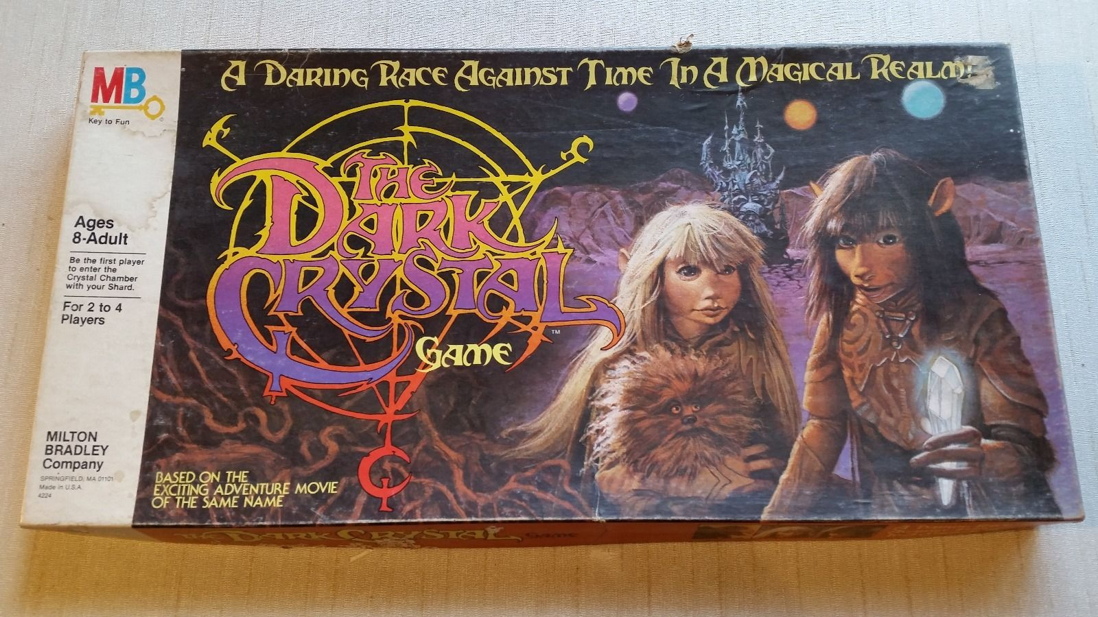 The Dark Crystal Game