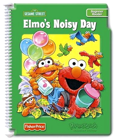 Elmo's Noisy Day
