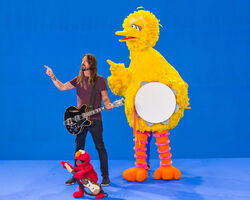 Grohl-on-Sesame