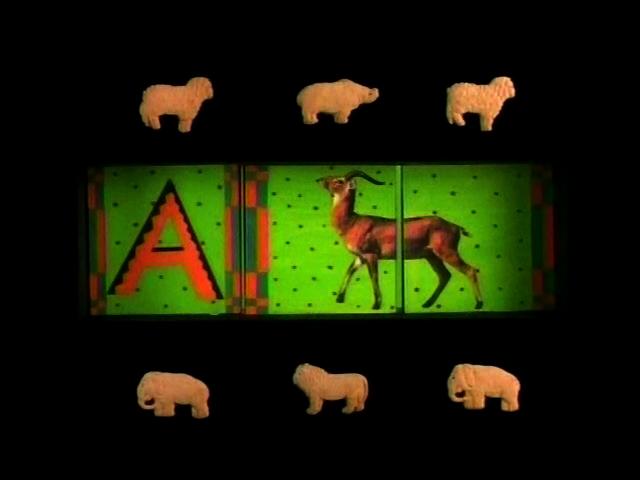 The African Animal Alphabet