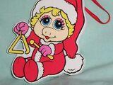 Muppet Babies Christmas ornaments (Kurt Adler)