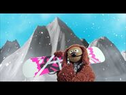 Muppets Most Wanted Snowboarding at the Winter Games 2014-02-12
