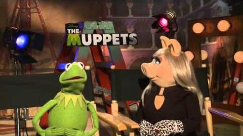 Piggy and Kermit on Tadpoles via hollywoodstreams Nov 2011