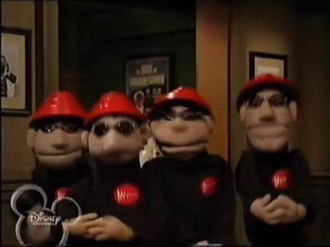 Devo Muppets
