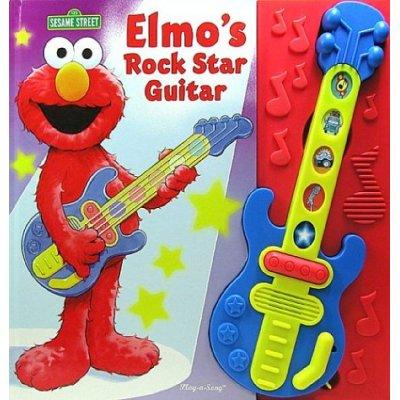 Elmo's Rock Star Guitar