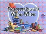 Episode 801: Transcontinental Whoo-Whoo