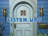 Episode 125: Listen Up!