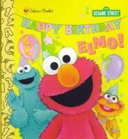 Happy Birthday, Elmo!