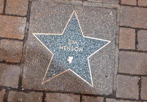 Elstree Stars Wak of Fame Jim Henson.jpg