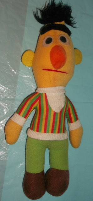 Sesame Street plush (Hasbro)