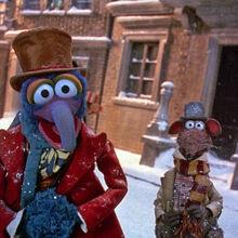 The Muppet Christmas Carol Muppet Wiki Fandom
