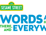 Words Are Here, There, and Everywhere