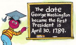 George washington roosevelt dictionary.JPG