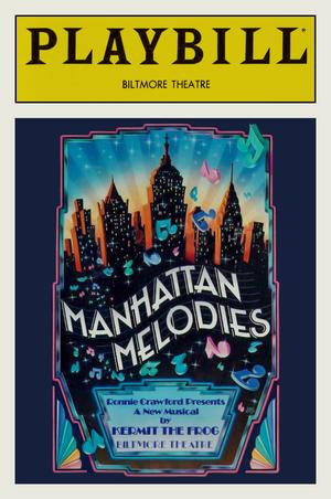 Manhattan Melodies Playbill.png