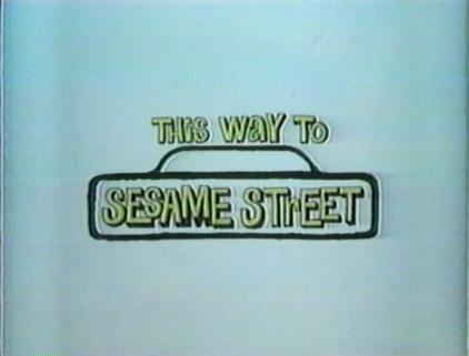 This Way to Sesame Street