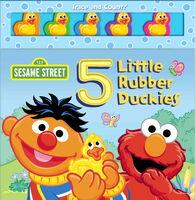 5 Little Rubber Duckies