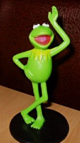 Muppet PVC figures (Applause)