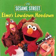 Elmo's Lowdown Hoedown (CD)
