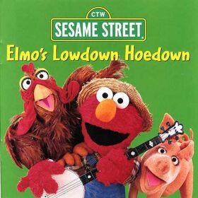 Elmo's Lowdown Hoedown (CD).jpeg