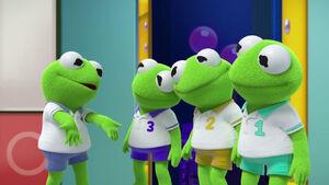 MB2018 ep119 Kermit clones