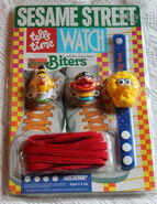 Nelsonic brookside 1991 watch and bow biters set 1