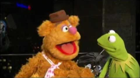 """Disney's """"The Muppets"""" - Kermit the Frog and Fozzie Bear Interview"""