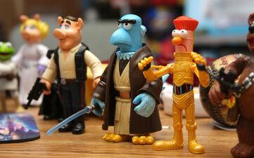 Star Wars 2011 Muppet DPB image