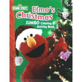 Elmoschristmascbook2005reprint