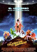 Los Teleñecos en el Espacio Poster