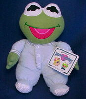Eden muppet babies kermit plush