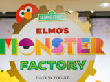 Elmo's Monster Factory