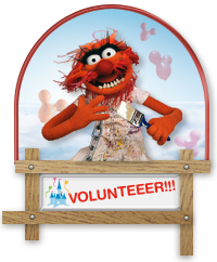 Animal Volunteer Badge