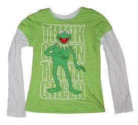 Kermit-thinkgreen-longsleeve