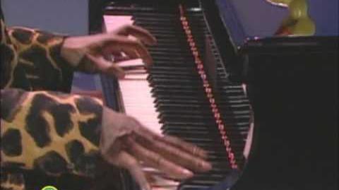 Sesame Street Little Richard Sings Rubber Duckie