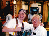 Caroll Spinney character transitions