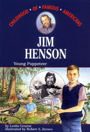 Jim Henson: Young Puppeteer