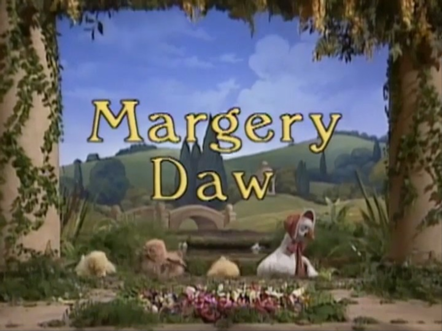 Episode 38: Margery Daw