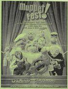 Muppetfest schedule 1